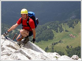 Klettersteig Norddeutschland : Fazination klettern berge abseilen und klettersteige